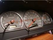 Алюминиевые рамки на приборы Dido для Volvo S40 1995-2000