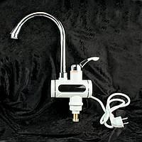 Цифровой проточный кран водонагреватель