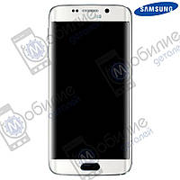 Дисплей Samsung S6 Edge (модуль экран + тачскрин) G925 White