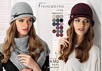Женская симпатичная шляпка коллекция Betina Luxury Польша