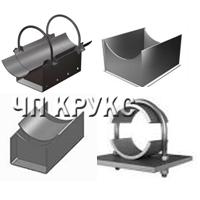 Серия 4.903-10 Выпуск 4,5,6: Изделия и детали трубопроводов для тепловых сетей