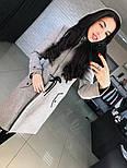 """Женское стильное шерстяное пальто-парка с капюшоном """"Алекс"""" (3 цвета), фото 9"""