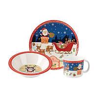 Набор детской посуды Churchill 3 предмета SANT00081