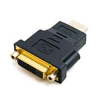 Конвертер DVI-D Dual Link (Female) в HDMI (Male)  Extradigital (KBH1686)