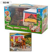 Игровой набор Happy family 012-06