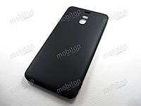 Полимерный TPU чехол Meizu M6 Note (черный), фото 1