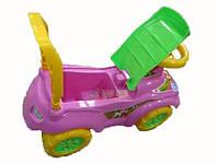 Машинка-каталка Принцесса ТехноК (0793) (587)