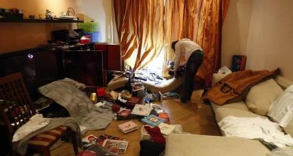 В Киеве за июль 2017 резко выросло число квартирных краж