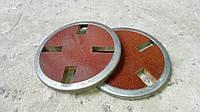 Шайба полумуфты привода ТНВД (текстолитовая)