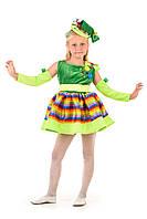 Детский карнавальный костюм Конфетка-хлопушка «Шкодница» код 1232
