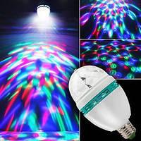Светодиодная лампа Mini Pаrty Light Lаmp (вращающаяся)