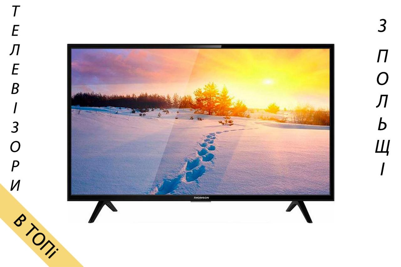 Телевизор THOMSON 40FD5406 Smart TV 200Hz T2 S2 из Польши 2018 год ОРИГИНАЛ
