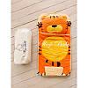 Спальный плед-конверт Тигр детям (размеры любые)