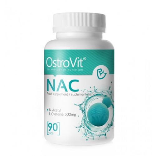 Витамины и минералы OstroVit - NAC (90 таблеток)