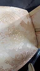 Стул обеденный Гранд Микс мебель, цвет  слоновая кость + патина, фото 3