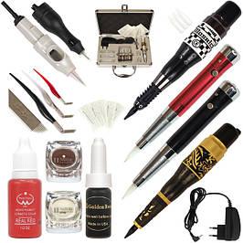Аппараты (машинки) для перманентного макияжа (татуажа)