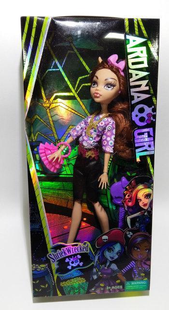 Кукла Monster High из серии кораблекрушение
