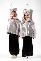 Детский карнавальный костюм Робот код 1384