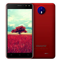Смартфон ORIGINAL VkWorld F2 Red (4Х1.3Ghz; 2Gb/16Gb; 13МР/5МР; 2200 mAh)