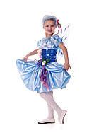 Детский карнавальный костюм Бабочка «Фея» код 1206