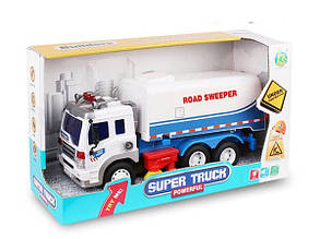 Машинка Збиральна Super Truck