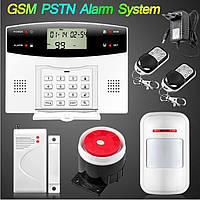 Универсальная беспроводная GSM и PTSN сигнализация G2+