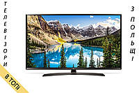 Телевизор LG 43UJ634V/635V Smart TV 4K/Ultra HD 1600Hz T2 S2 из Польши