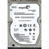 Винчестер для ноутбука 500GB Seagate ST9500325AS