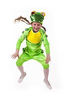Детский карнавальный костюм Лягушка код 1158