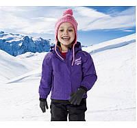 Зимняя куртка для девочки (86-92)