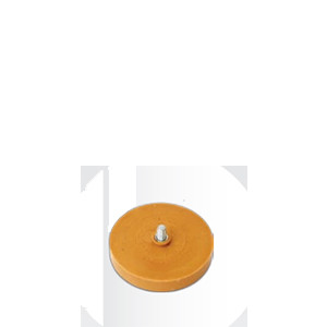 Диск для снятия клея, резины, ленты Radex TSR (плоский) 90х15х6мм