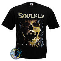 Футболка SOULFLY Savages