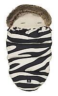 Elodie Details зимний конверт - Zebra Sunshine
