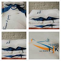 Футболки, кепки, толстовки с нанесением логотипа
