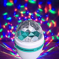 Диско лампа Mini Pаrty Light Lаmp для вечеринок