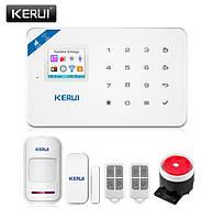 Беспроводная Gsm сигнализация Kerui W18 Wi-Fi