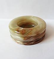Пепельница из натурального оникса 7,5 см