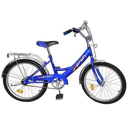 """Велосипед детский двухколёсный 20"""" (P 2043), фото 2"""