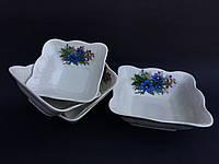 Набор Салатник+4 маленьких