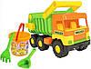 Грузовик Mini truck с набором для песка (39159)