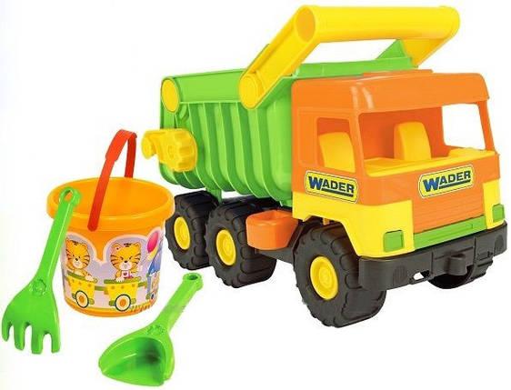Грузовик Mini truck с набором для песка (39159), фото 2