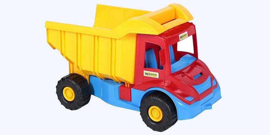 """Грузовик Wader """"Multi Truck"""" (39217), фото 2"""