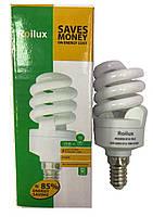 Энергосберегающая лампа Roilux 15W Е14 4100К