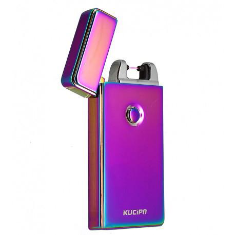 Электроимпульсная USB зажигалка Kucipa KC04