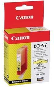 Чернильница Canon BCI-5Y (Yellow) BJC-8200, фото 2