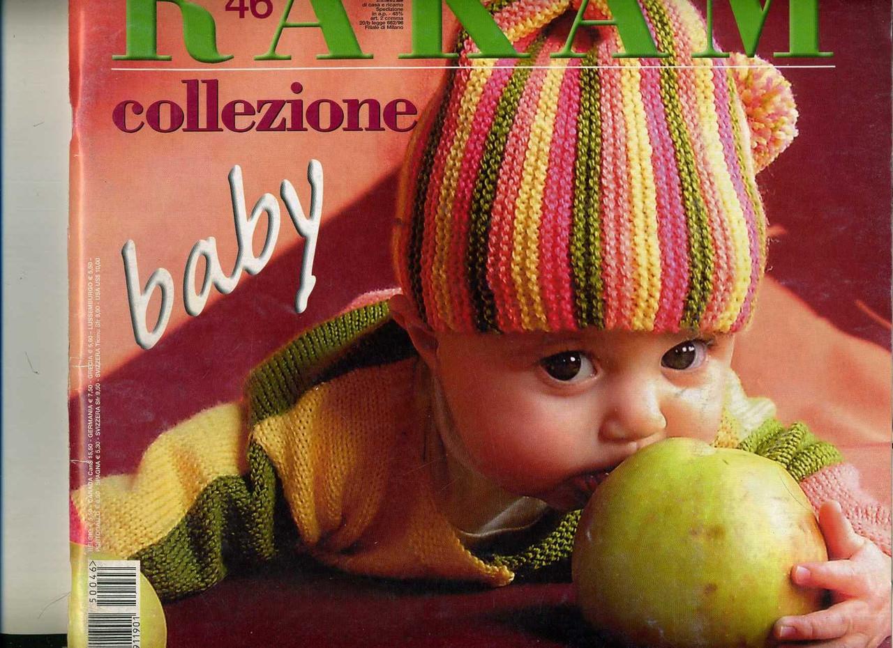"Журнал по рукоделию ""RAKAM""  март 2005 № 46 сп"