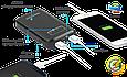 Универсальная мобильная батарея Promate reliefMate-6 Black, фото 5