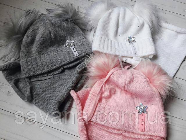 крутая детская шапка
