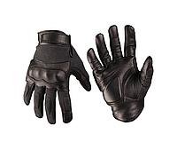 Тактические перчатки с кевларовыми вставками MilTec Black 12504202