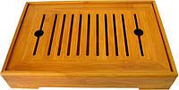 Стол для чайной церемонии бамбук (30*20 см)
